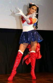 ミス・ユニバース日本代表 加藤遊海 世界大会で「セーラームーン」