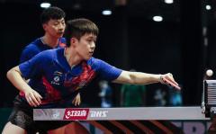 世界卓球 男子ダブルス、中国が3連覇! 馬/王組に栄冠