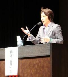 橋本聖子氏「五輪の神様が池江選手の体を使って…」