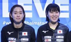 【卓球】早くも石川、平野の日本人対決か 女子ワールドカップ2018