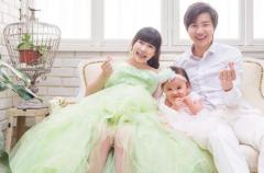 卓球 幸せオーラ全開!福原愛さんの家族写真に大反響