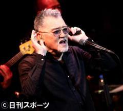 萩原健一さん死去68歳 GIST患うも公表せず
