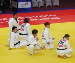 柔道 韓国が敗退に納得せず座り込みで猛抗議! 日本モヤモヤ勝利