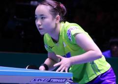 伊藤美誠、19歳のライバル対決に敗れる<JA全農 卓球チームワールドカップ>