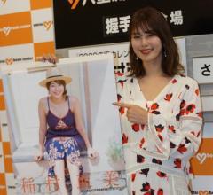 稲村亜美 2020年カレンダーは避暑地に一緒にデートに行ってるような感覚になれるカレンダー