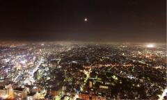 中国各地で「夜空のUFO」目撃報告=ロケットの打ち上げ情報なし、専門家も正体を特定できず