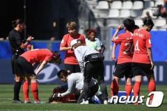 サッカー女子W杯 韓国、ナイジェリアに0-2完敗…