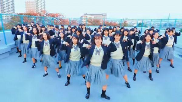 【登美丘高校ダンス部】ロケ地・私立和歌山高校(動画有 ...