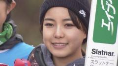 スキージャンプ札幌市長杯 女子は高梨が大差で優勝