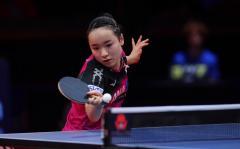 卓球 伊藤美誠、世界1位を圧倒しV 中国主力3選手を破る快挙