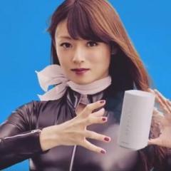深田恭子CMで乳首が浮き上がっていると指摘→HPから削除