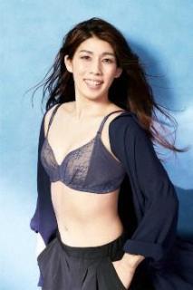 吉田沙保里 人生初の下着モデル挑戦「引退後最大のチャレンジ」