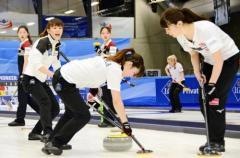 中部電力、韓国に敗れ3勝3敗 世界カーリング女子