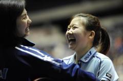 卓球 福原愛さんの元専属コーチによる特別講習会を開催!
