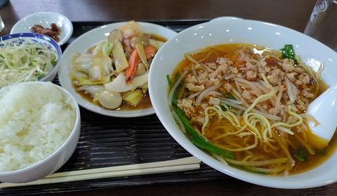 新しい台湾料理店に行きました