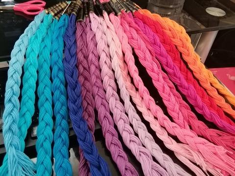 刺繍糸を整理しました!