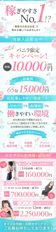 高収入求人情報ヘルス名古屋バニラ