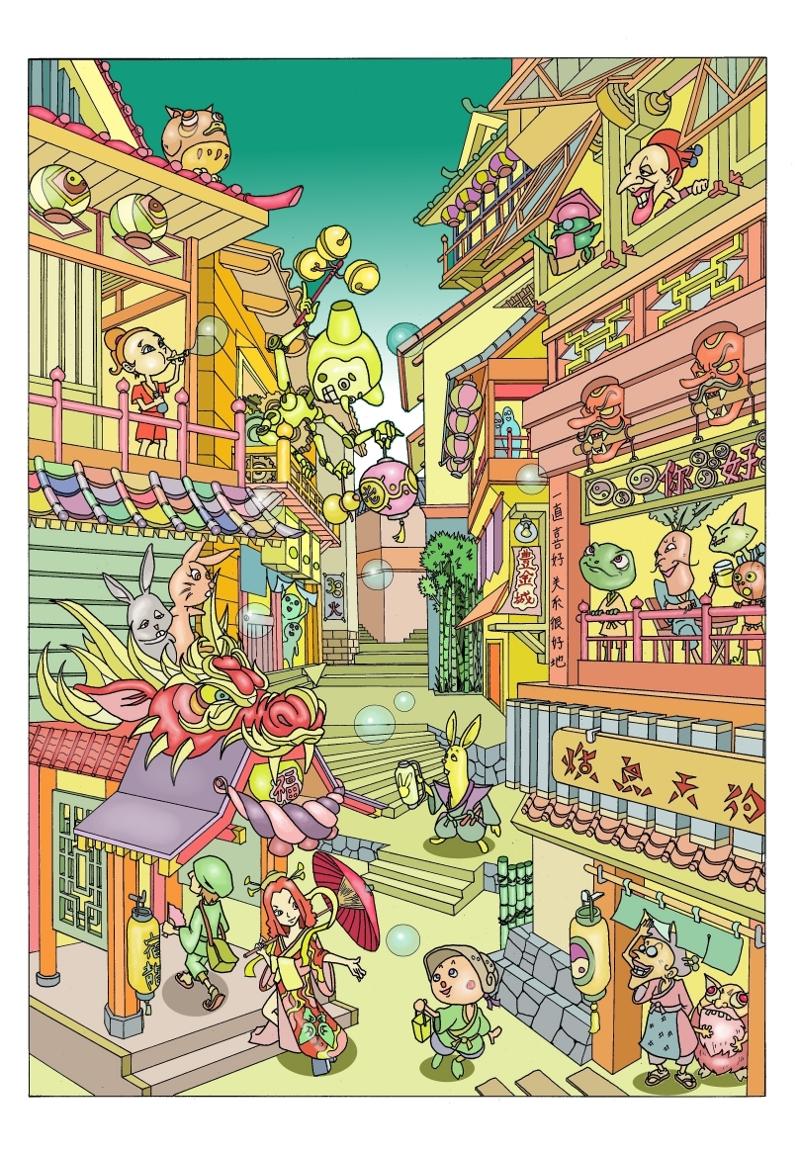 $【漫画】 缶詰ウサギ