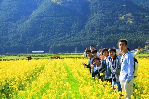 2日目 菜の花畑散策_170603_0048