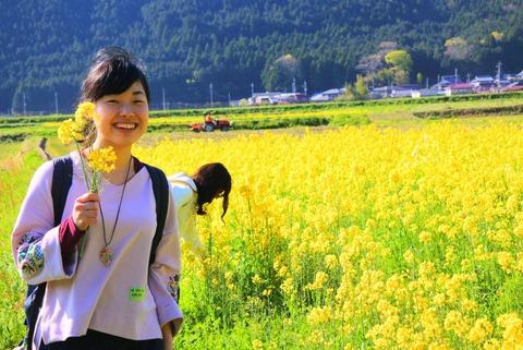 2日目 菜の花畑散策_170603_0009