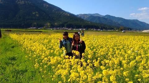2日目 菜の花畑散策_170603_0061