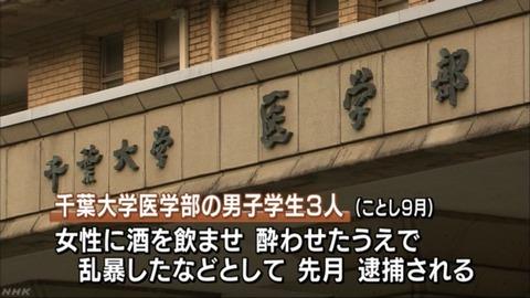 千葉大学医学部