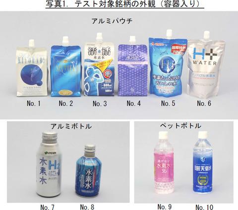 水素水の効能