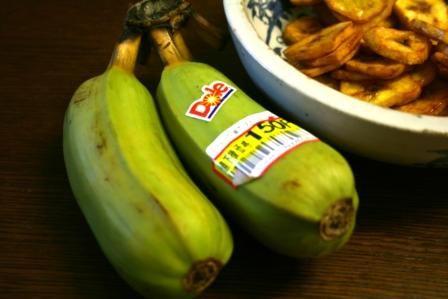 調理バナナ
