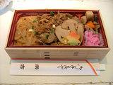 広島の松茸すきやき