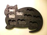 猫の製氷皿
