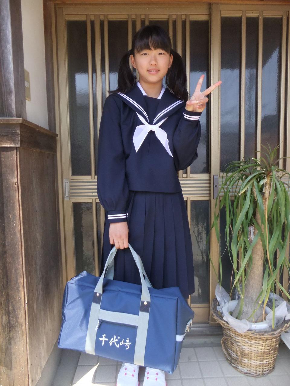 女子中学生 入学 ゆりなちゃん☆入学 : 日の丸写真館の撮影日記