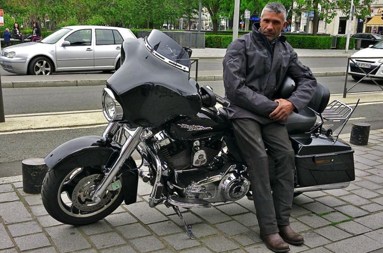 バイクと乗り手