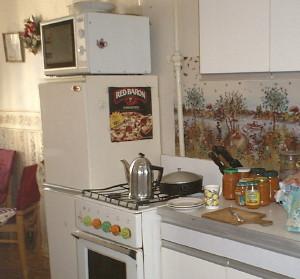 ロシアの台所