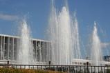平和公園 噴水