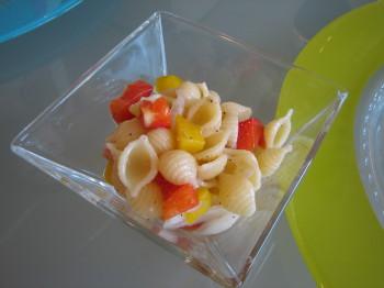 コキィルのサラダ