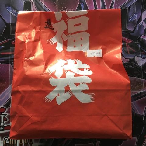 レンタルボックスの福袋を購入したら店舗福袋より福袋ぽかった