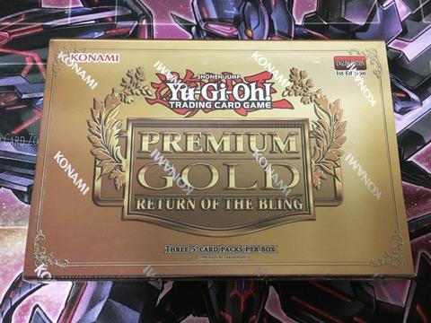 グアムで購入してきたPREMIUM GOLD RETURN OF BLING