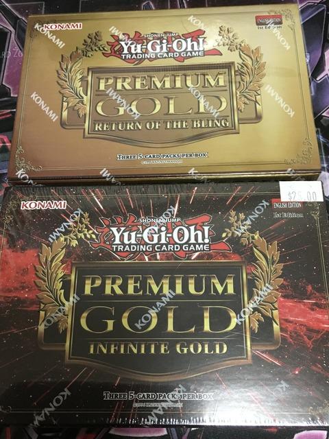 ちょっと懐かしい開封?グアムで買ってきたPREMIUM GOLDを開封!