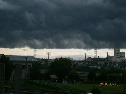 積乱雲18.8.13