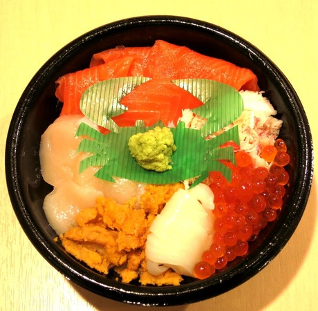 お好み丼6種盛25-9-1