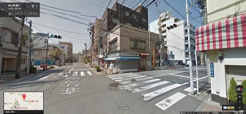 仲之町通り - Google マップ