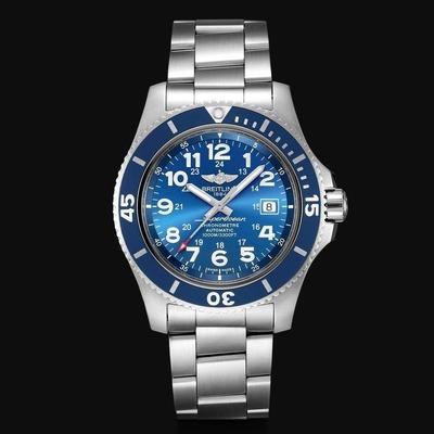 BREITLING Superocean II 44 BLUE (1A)