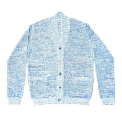 Gima Linen Cardigan ( 63-02-81-02108 ) BLUE
