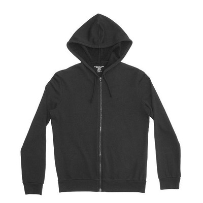Majestic Filatures  Cotton Zip Parka Black