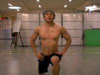 3分間で10倍効率的に自重で脚を鍛える方法