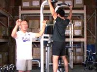 ファイターのための筋力トレーニング「パンチ力アップ編」