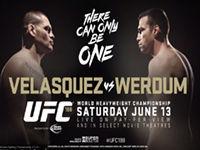 ケイン・ベラスケス vs ファブリシオ・ヴェウドゥム UFC188 in メキシコ ヘビー級王座統一戦 放送は?