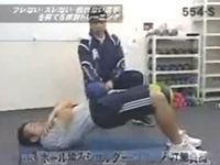 ラグビーで倒れない選手を育てる体幹トレーニング