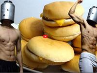 筋トレしながら大食いしたら太るのか実験 6ヶ月目