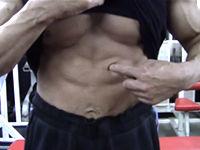 腹直筋の筋トレの効かせ方と解説